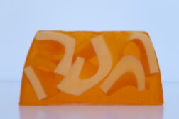 Jabón artesanal de naranja de Sabó de Barcelona