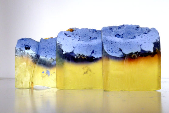 Jabón artesanal de Azahar