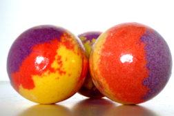 bola de baño efervescente de Sabó de Barcelona