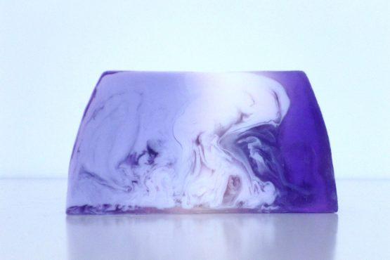 Jabón artesanal de Mora