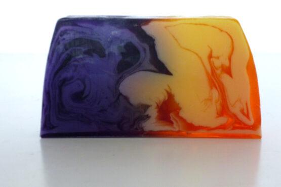 Jabón artesanal de Fruta de la Pasión